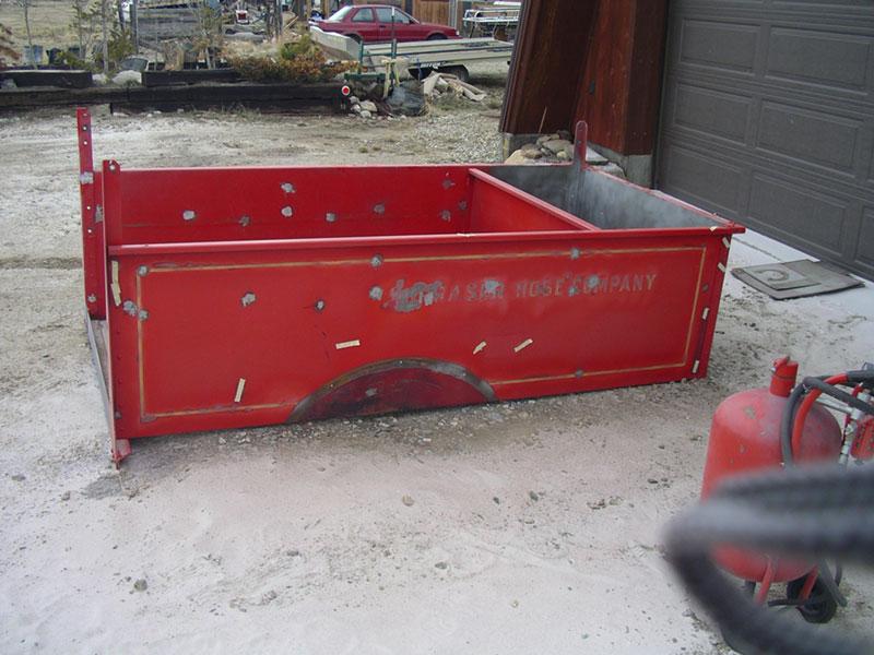 80 Gallon Tank