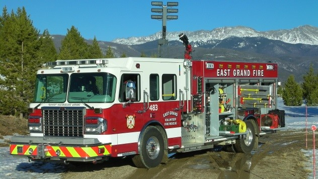 Rescue Engine 483
