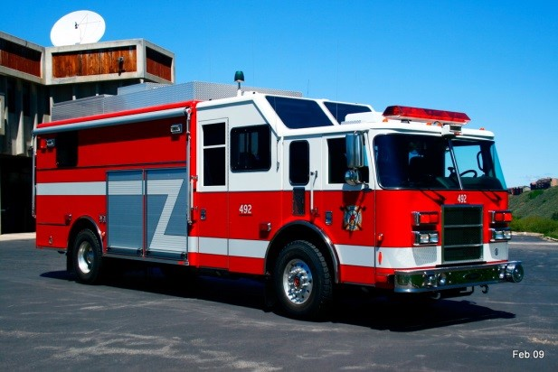 Support Engine 492